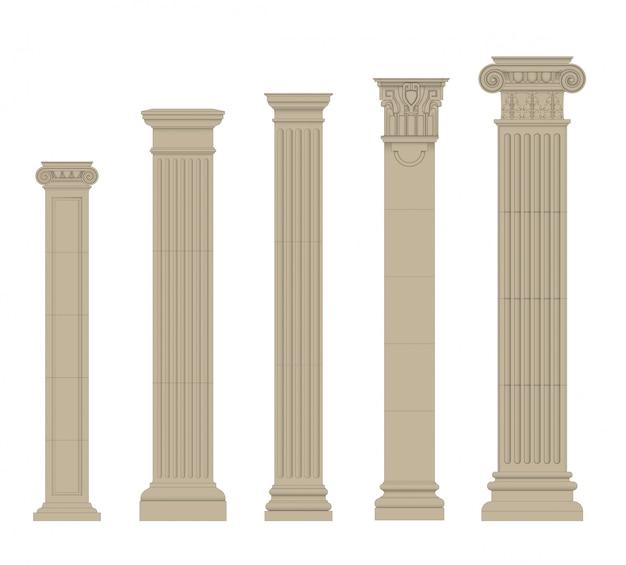 Set van kolom 2
