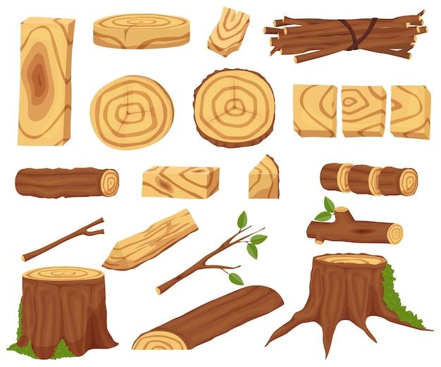 Set voor de houtbewerkingsindustrie