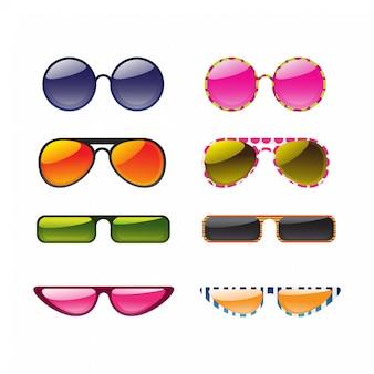 Set zonnebril