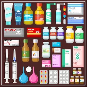Seth medicijnen.