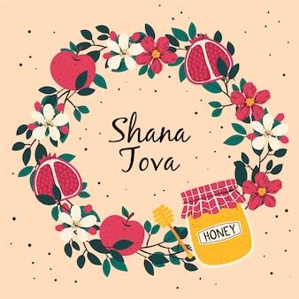 Shana tova-evenement
