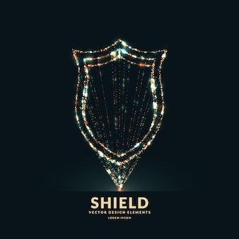 Shield, een symbool van bescherming en betrouwbaarheid.