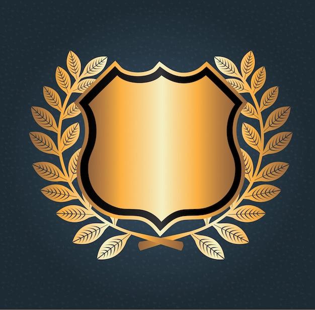 Shield zegel