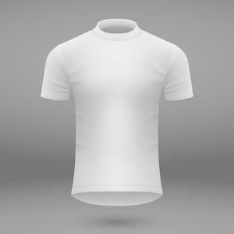 Shirt sjabloon voor wielertrui