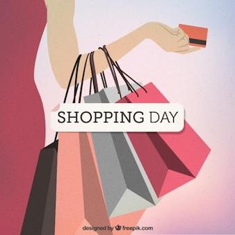 Shopping dag