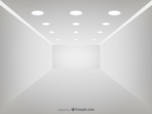 Showroom vector gratis grafische