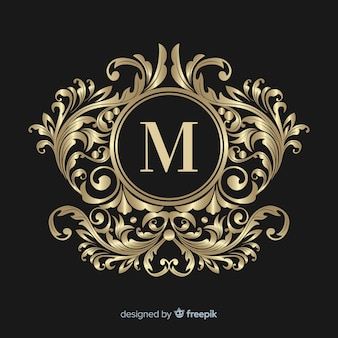 Sierlijk elegant logo