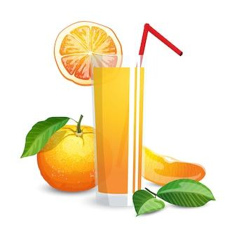 Sinaasappels en sap