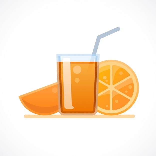 Sinaasappelsap design logo