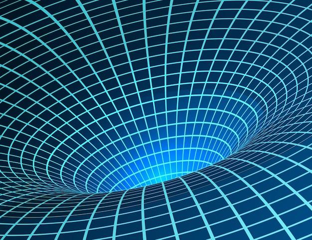 Singulariteit en gebeurtenishorizon - verdraai ruimte en tijd
