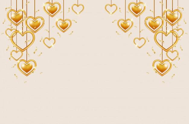 Sjabloon valentijnsdag viering