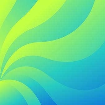 Sjabloon voor abstract achtergrondlogo