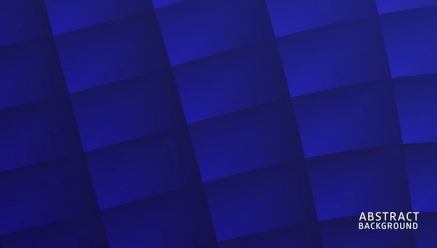 Sjabloon voor abstract gradiënt geometrische achtergrond