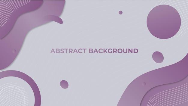 Sjabloon voor abstracte achtergrond