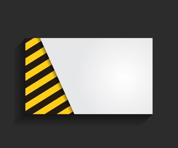 Sjabloon voor afbeelding van visitekaartjes
