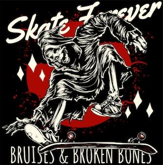 Skate voor altijd