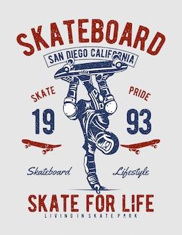 Skaten voor het leven