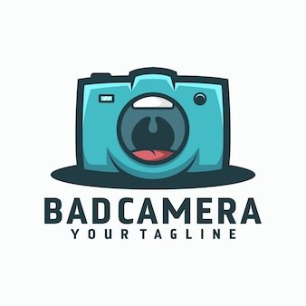 Slecht camera-logo