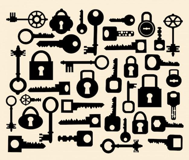 Sleutels en sloten
