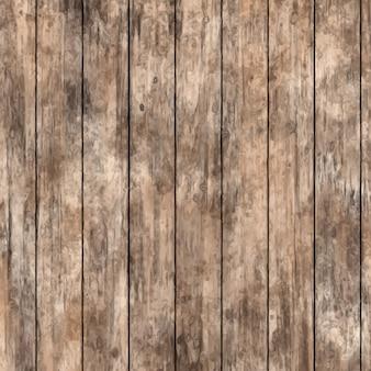 Slijtage weg houten structuur