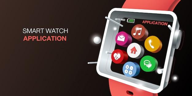 Slimme horloges met functie op aanvraag
