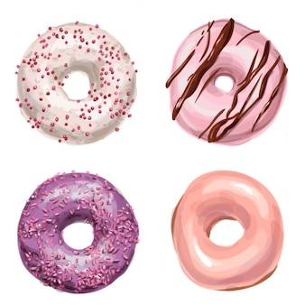 Smakelijke donuts