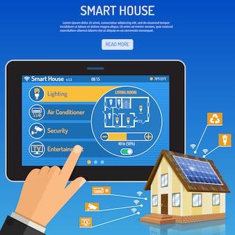 Smart house en internet dingen