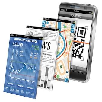 Smartphone-applicaties