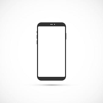 Smartphone pictogram.