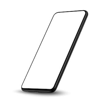 Smartphone realistische sjabloon