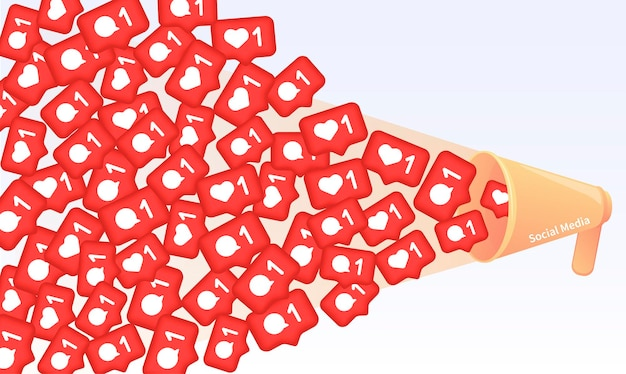 Smmnauwkeurige marketingstrategiedigitale communicatie contentcreatie en distributiedoel