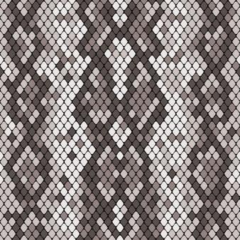 Snakeskin naadloos patroon