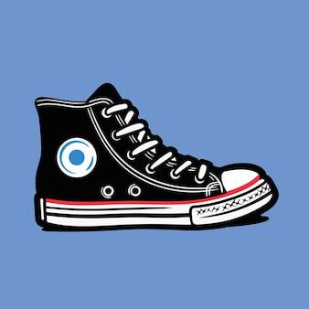 Sneaker schoen