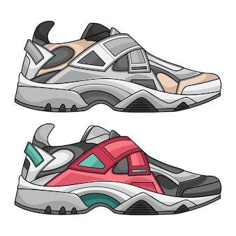 Sneakers stellen mode
