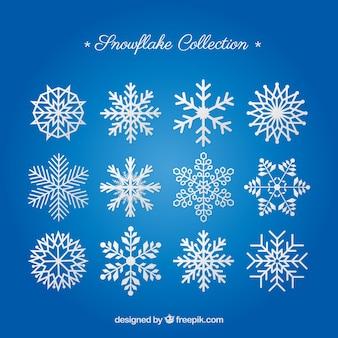 Sneeuwvlok colecction