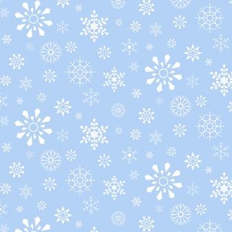 Sneeuwvlok patroon
