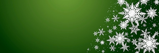 Sneeuwvlokken luxe patroon op blauwe achtergrond. modern ontwerp voor achtergrondmateriaal voor kerstmis, winter of nieuwjaar, abstracte sneeuwvlokdecoratie voor wenskaart, verkoopbanner