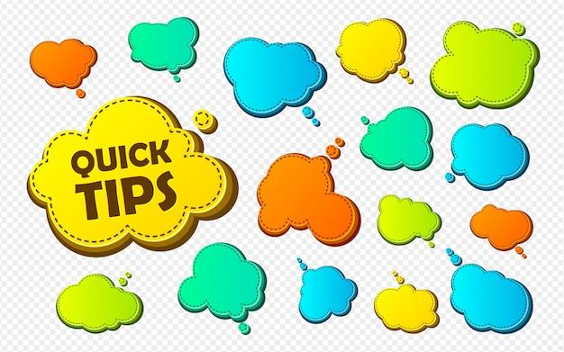 Snelle tips