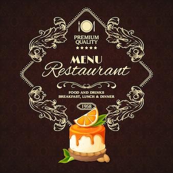 Snoepjes dessert restaurant menu
