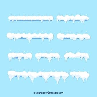 Snow cap-pakket