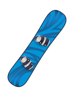 Snowboarding ontwerp