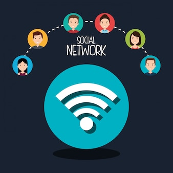 Sociaal netwerkontwerp