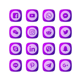 Social media-pictogram