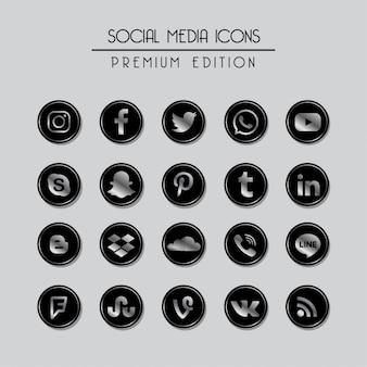 Social media premium-editie