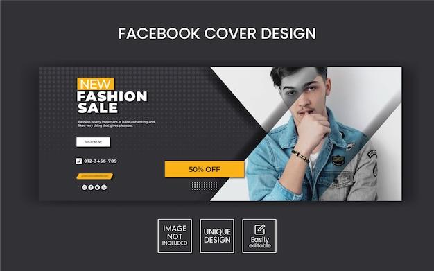 Social media-verkoopbanner voor web- en instagram-post