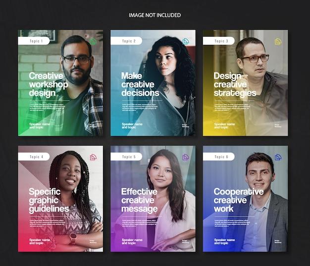 Social media vol 18 zakelijk bedrijf bedrijfsuniversiteit conferenties lessen docenten
