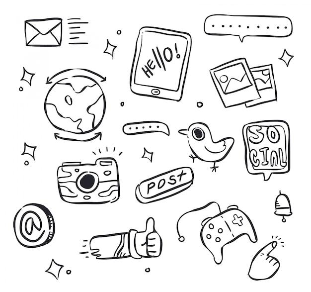 Sociale doodle
