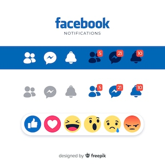 Sociale media-elementen