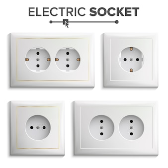 Socket geïsoleerde set