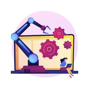 Software voor marketingautomatisering en crm. webgebaseerde oplossingen, klantrelatiebeheer, digitale handel. beheer van klantervaringen.